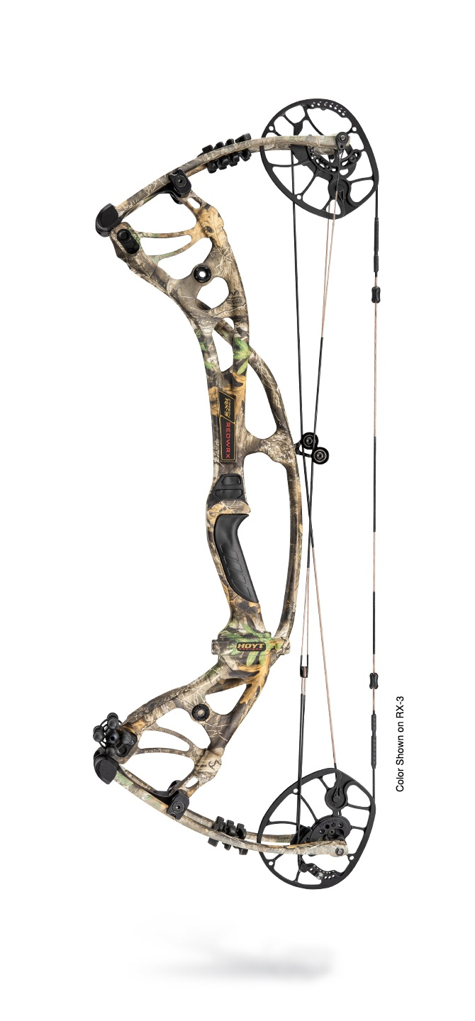Hoyt Carbon RX-3 Turbo Compound Bow 350 FPS Axle-To-Axle 31