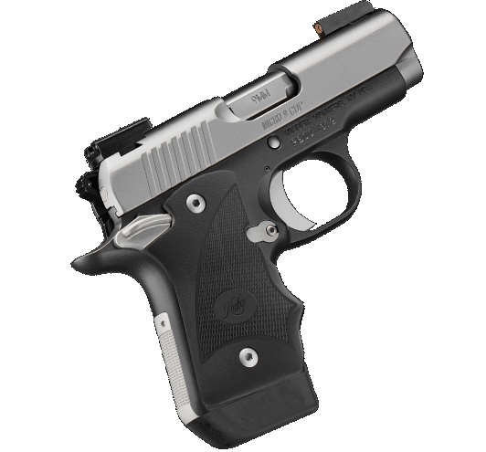 Kimber Micro 9 Stainless Dn 9mm: Kimber Micro 9 CDP DN Custom Defense Package 9MM 3.15″ W