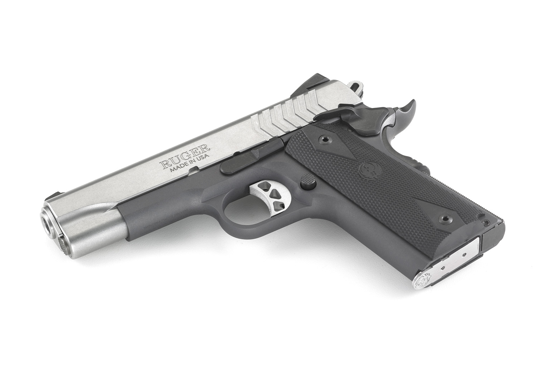 Ruger SR1911 Commander-Style 9MM Luger Pistol #6722