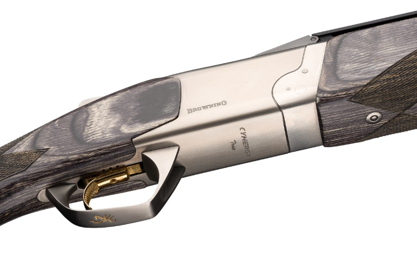 Browning Cynergy Classic Trap Unsingle Combo w/ Adjustable Comb Over &  Under Shotgun