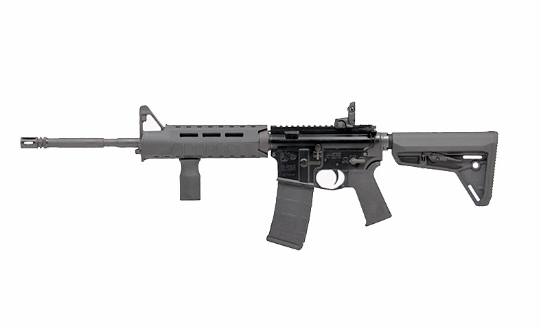 Colt AR-15 Platform Carbine M4 Carbine Magpul SL Black 5 56MM 16 1