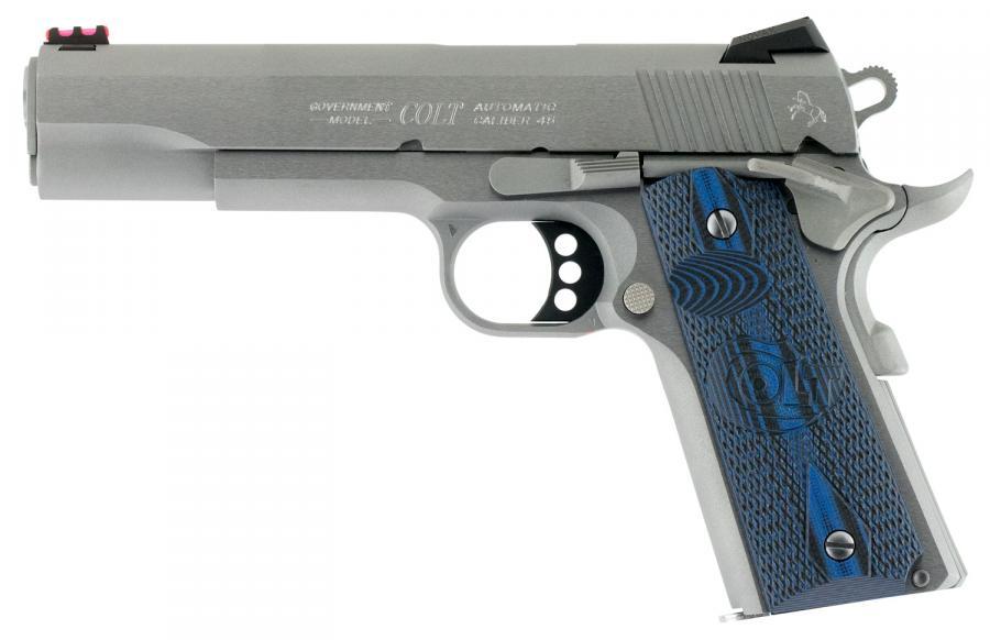 Kimber K6S DC LG  357 Mag 2″ w/Crimson Trace Lasergrips Revolver