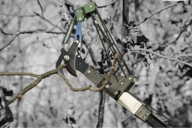 New Hooyman Pole Saw Lopper Attachment Fits All Hooyman Pole Saw Poles #655233